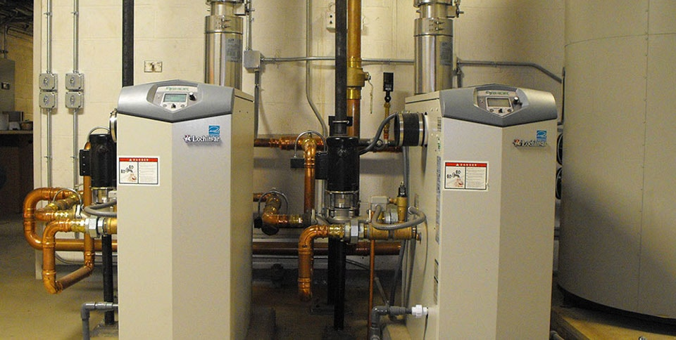 PROJECT boiler Replacement