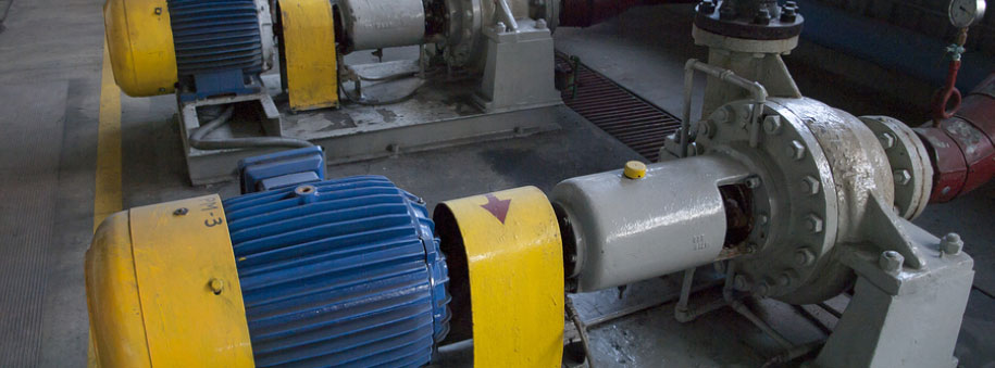 Mechanical Equipment Erection / Alignment