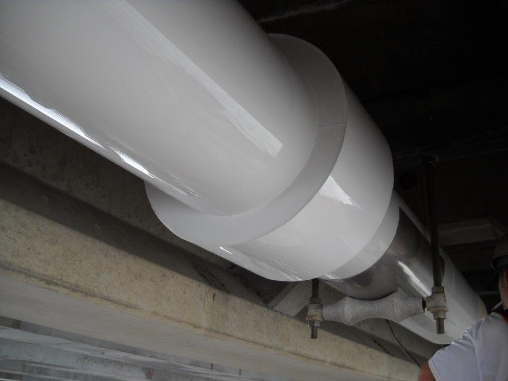 PROJECT Pipe Insulation Project