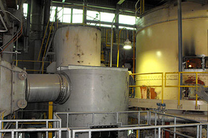 Incinerator upgrades for waste water