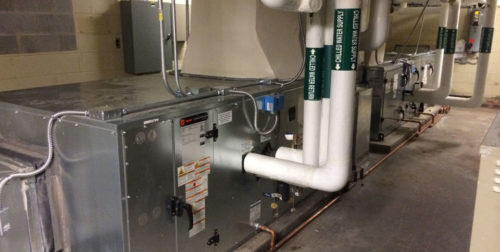 PROJECT Hvac Replacement