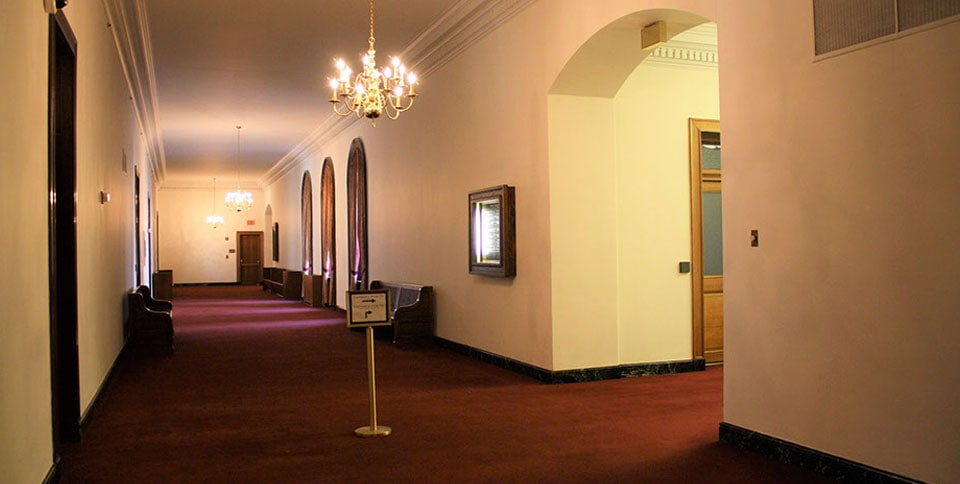 PROJECT Courthouse Renovations