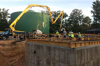 Ridge Road Pump Station Upgraded for Future Growth