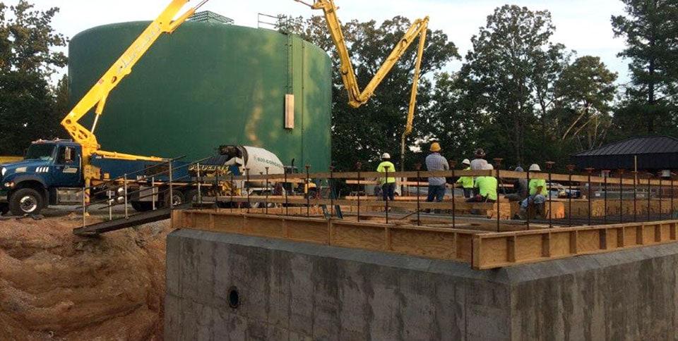 Ridge Road Pump Station Upgrade