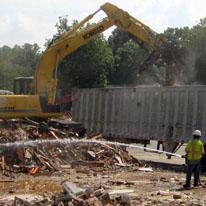 Waverton Demolition